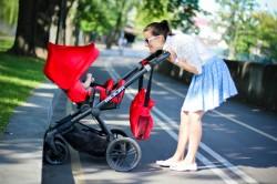 Польза свежего воздуха для ребенка