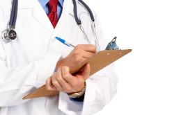 Обращение к врачу при температуре