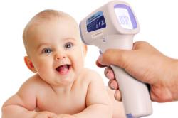 Инфракрасные термометры для новорожденного