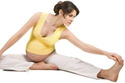Активный образ жизни во время беременности