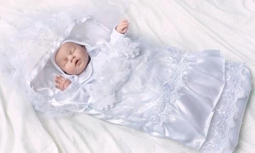 Выбор белья для новорожденных