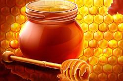 Мед для рецепта