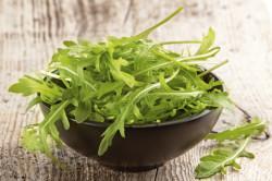Руккола для приготовления салата