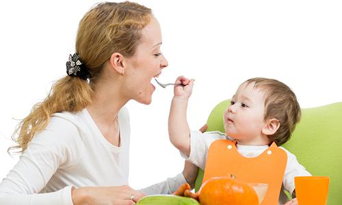 Правильное питание кормящей женщины