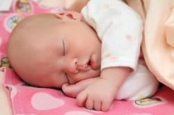 Проблема короткого сна новорожденных