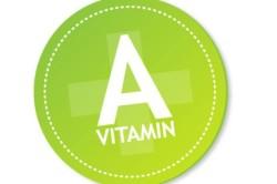 Витамин А в составе орехов