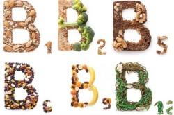 Витамины группы В, содержащиеся в арахисе