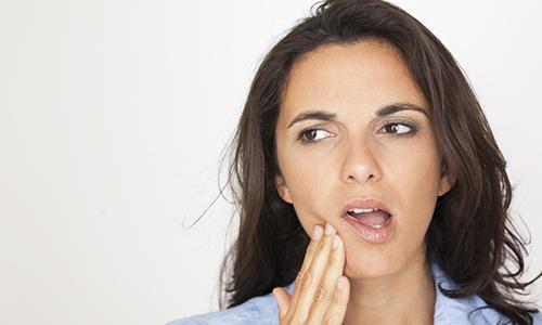 Зубная боль кормящей мамы
