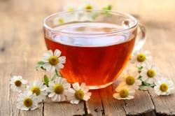 Польза чая с ромашкой для кормящей мамы