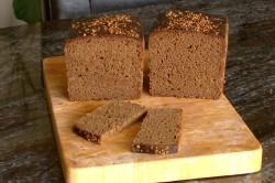 """""""Бородинский"""" хлеб при кормлении грудью"""