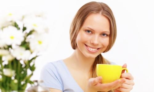 Выбор чая для кормящей мамы
