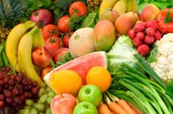 Польза фруктов и овощей для кормящей мамы