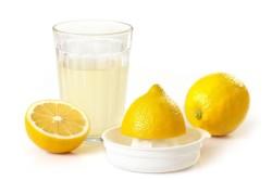 Лимонный сок для увеличения лактации