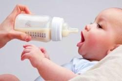 Правильное питание для новорожденных