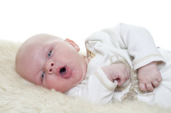 Кашель при пневмонии у новорожденных