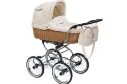Детская классическая коляска