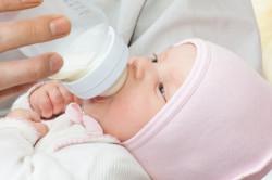 Докармливание смесями маловесного ребенка