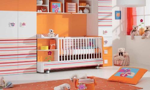 Кровать-трансформер для новорожденных