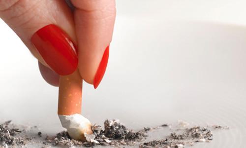 Вред никотина при грудном вскармливании