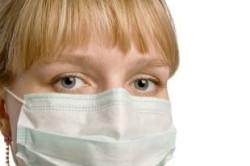 Использование марлевой повязки в период лечения простуды