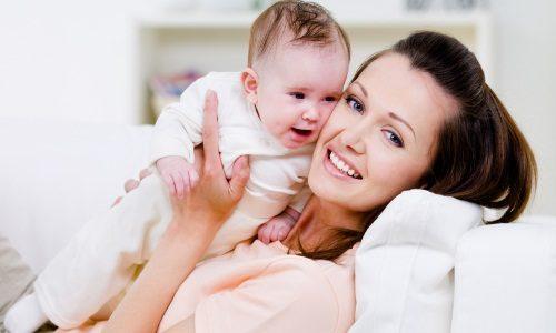 Проблема срыгивания у новорожденных