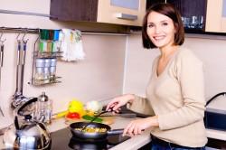 Правильная готовка на сковородке в период лактации