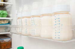 Польза гороха на процесс образования молока