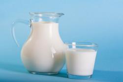 Молоко как основа йогурта