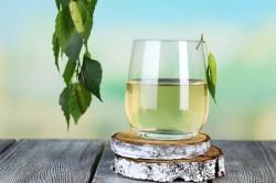 Благотворное влияние березового сока на обмен веществ в организме