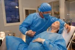 Передача герпеса ребенку в процессе родов