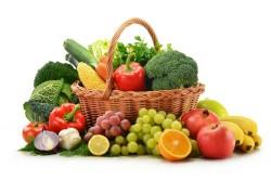Польза фруктов и овощей при себорейном дерматите