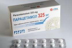 Прием парацетамола во время лактации
