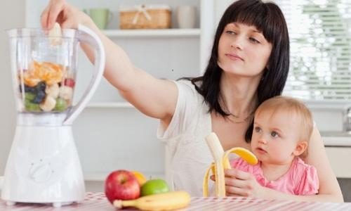 Домашний йогурт в питании кормящей мамы