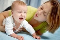 Негативное влияние продуктов брожения в молоке на малыша