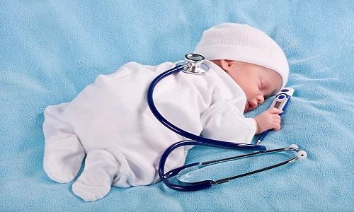 Выбор градусника для новорожденного