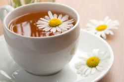 Ромашковый чай для успокоения нервов