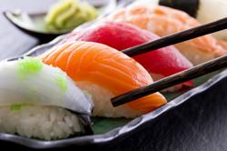 Отказ от суши при кормлении грудью