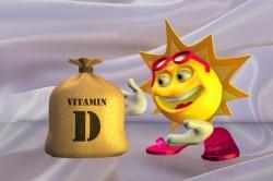 Польза солярия в выработке витамина D