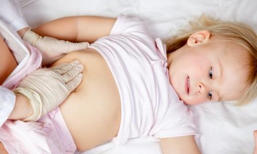 Проблема вздутия живота у малышей