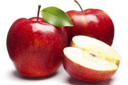Яблоки для приготовления кексов