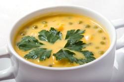 Употребление горохового супа при грудном кормлении
