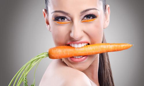 Употребление моркови при лактации